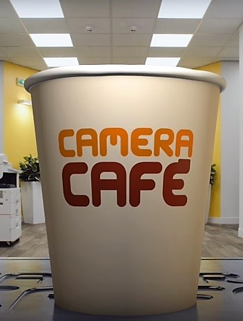 Camera Cafe' in diretta TV a Colico